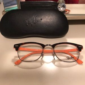 NEW ray ban optical frames